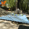 New Fabric Double Quilted Hammock with Pillow
