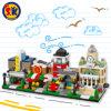 Plastic City Street Bricks 664PCS Toy for Children