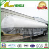 50tons 3axle Fuel Tanker Alloy Aluminum Water Tank Trailer