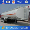 Ss Tank Petroleum Diesel Crude Oil Fuel Tank Semi Trailer