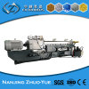 Zte Low Price Plastic Twin Screw Extruder for Granule