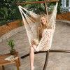 Cotton Rope Hammock Cotton Netting Chair