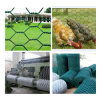 Galvanized and PVC Coated Hex Wire Mesh