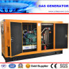 110kVA/92kw Silent Gas Generator with Sondproof Container