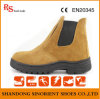 Middle Cut Suede Leather Safety Boots Export to South Africa Rh110