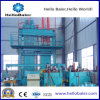 Small Capacity Horizontal Cotton Stalk/Straw Baler with Rope Tie