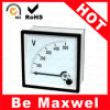 0-600V Analog AC Rectangular Voltmeter