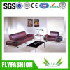 Sectional Indoor Leather Beautiful Sofa Set (OF-47)