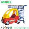 Supermarket Plastic Kids Children Stroller Trolley Cart