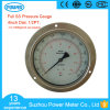 6 Inch Dial Panel Mount Complete Stainless Steel Pressure Gauge