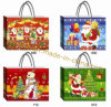 Hot-Sale Christmas Designs Paper Gift Bag (JL07)