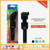 All-in-One Wired Selfie Stick Monopod Cable Take Pole