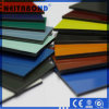 3mm/4mm/5mm/6mm Colorful Aluminum Composite Panel