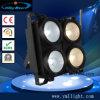 4PCS 100W Cold White Plus Warm White 2in1 COB Blinder Light