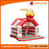 Outdoor Inflatable Moonwalk Toy Bouncy Bunny Bouncer for Kids (T1-024)