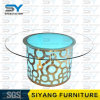 Home Furniture Dining Table Set Round Table LED Dining Table