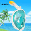 Snorkeling Mask Set, Adult Scuba Diving Mask and Snorkel Set with Go PRO Camera Adapter Mount for Go PRO Hero5