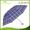 Manual Open Close 3 Fold Cheap Gift Umbrella