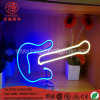 LED Lighting Christmas Decoration Guitar Sign Neon Table Light