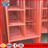 Painted Frame System Ladder Scaffolding Hot Sale in Africa