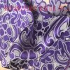 Silk Poly Jacquard Fabric, Yarn Dyed Jacquard Fabric