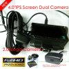 New Front and Rear Dual Car Car DVR with Full Recorder, 4.0mega Car Camera, 1440p, WDR, Night Vision, Waterproof Rear FHD1080p Sony Digital Camera