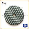 China 3 Inch 80mm Diamond Dry Flexible Polishing Pads