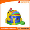 2017 New Disco Jumping House Inflatable Moon House Bouncer (T1-607B)