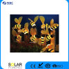 Hot Home Decoration Solar Fiber Optic Bee LED String Light Garden Stake Light