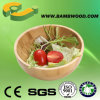 Natural Color Bamboo Bowl From China
