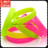 Color Brilliancy Custom Silicone Rubber Bracelet with Logo