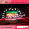 Indoor P3.91 Rental LED Advertising Screen Rental Die Casting Cabinet