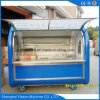Fast Food Mobile Kiosk Cart