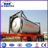 ISO LNG Tanker 20feet Tank Container for Gas Transport