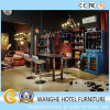 Customized Size Modern Metal Bar Furniture Bar Table with Barstool