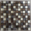 Glass Mosaic Mix Resin and Stone Jy01k