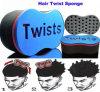 Hot Sale Magic Hair Twist Sponge Brush for Hair Brush Sponge for Black Men
