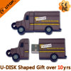 UPS Express Truck PVC USB Pendrive for Transportation Gifts (YT-UP)
