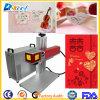 CNC CO2 Laser Marker for Wedding Card Sale