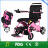 Aluminum Lightweight Wheelchair Folding Wheelchair for Sale
