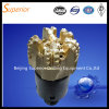 Double Helix PDC Bits for Oil Drill Water Well Drill Gas Bit From Beijing China
