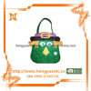 Fashion Design Green Non Woven Carry Bag