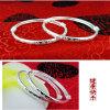 Baby Silver Bracelet S990 Full Silver Round Bracelet for Both Men and Women