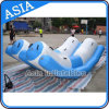 Double Lane Inflatable Water Seesaw on Floating Water Park