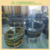 Steel Wire Braided Reinforced Rubber Covered Hydraulic Hose (SAE100 R2-3/8)