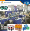 Auto PE Film Wrap Shrinking Machine