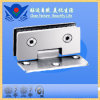 Xc-B2040 Sanitary Hardware 90 Degree Rectangle Unilateral Bathroom Glass Fitting