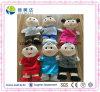 Harmonious Plush Family Hand Puppet Family Dolls