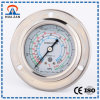 High Accuracy Pressure Gauge Stainless Steel Oil Filled Fuel Pressure Gauge