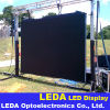 pH10mm High Brightness Outdoor Rental LED Display Screen for Stage